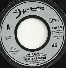 VANESSA PARADIS - JOE LE TAXI / VARVARA PAVLOVNA 1988-  80s ELECTRONIC SYNTH-POP