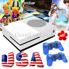 Classic Retro Game Console Built-in 600 Games TV HDMI Output +2 Joystick Home SD