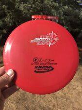 Innova Star Wraith Penned Pre Embossed 7/10 169g Red Ken Climo
