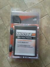moose route sheet holder road book route chart holder enduro rally quad atv 9x7c