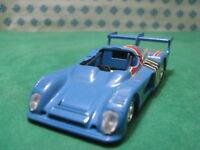 Vintage   -  ALPINE-RENAULT  2L V6 Turbo  A441    - 1/43 Solido n°20