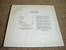 LIONEL HAMPTON - JIVING THE BLUES LP - 1984 WHITE LABEL DEMO COPY - EX CONDITION
