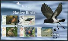 NEW ZEALAND 2017 Recovering Native Birds FDC