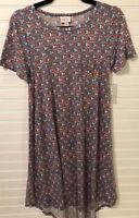 Lularoe XS Carly Dress with pocket NEW