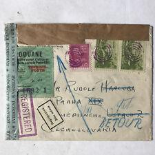 Briefe & Kartenposten Briefmarken 1058 Als Fdc Mit Düsenjäger In Die Usa Österreich Minr