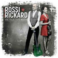 Francis Rossi & Hannah Rickard - We Talk To Much (NEW CD) Status Quo