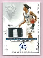 Elfrid Payton 2014-15 National Treasures Kobe's Rookie Team Patch Auto 31/99