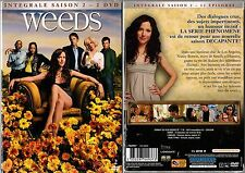 WEEDS - Intégrale saison 2 - Coffret 2 boitiers Slim - 2 DVD - NEUF