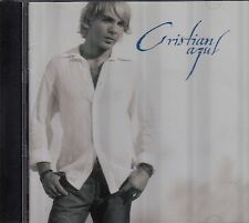 Cristian Castro Azul CD USED LIKE NEW