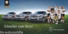 Mercedes C-Klasse Folder Finanzierung 2011 Prospekt Auto Pkw Autoprospekt Europa