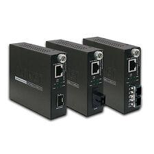 Planet   GST-802 10/100/1000Base-T to 1000Base-SX/LX Smart Media Converter