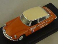 Rio 4373 - Citroen ID 19 Paris Moscou - 1957 orange   1/43