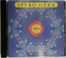 Spyro Gyra:  20/20.  Brand New-Sealed CD Ships Free USPS Media Mail