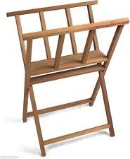 Wooden Print Storage Rack Print Browser Display Stand. Store Artwork Prints BH-2