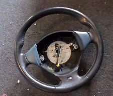 BMW Z3 M E36/7 Steering Wheel & Clockspring BLUE & BLACK