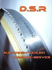 """Lissmac Hartmetall-bestücktes Sägeband für """"Lissmac MBS 502"""" """"Original Lissmac"""""""