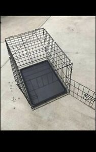 Small Foldable Pet Crate