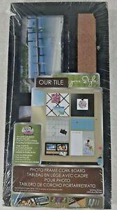 Our Tile Your Style Board Dudes Mega Photo Frame Cork Board