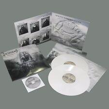 Crematory - Monument (Limited 2LP WHITE Vinyl + CD, Gatefold) 2016 Steamhammer