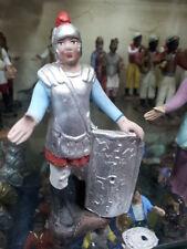 1 soldato romano TERRACOTTA 8 cm pastori presepe nativity shepherds crib p