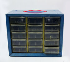 15-drawer parts bin / organizer - hobby model parts bin