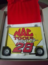 1993 Action ERNIE IRVAN #28 Mac Tools Pit Wagon 1/16 Scale Diecast