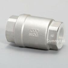 Spring Check valve 3/4