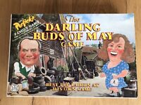 THE DARLING BUDS OF MAY BRILLIANT RARE BOARD GAME BY CROWN ANDREWS PERFICK VGC