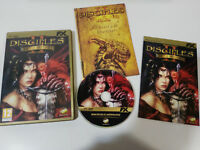Disciples II Anthology - Set PC Dvd-Rom Komplett Spanisch Fx Interactive - Am