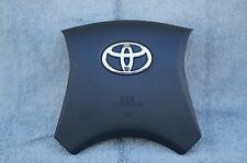 08-13 Toyota Highlander 07-11 Camry Left Driver Steering Wheel Air Bag COVER