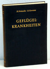 Fritzsche/Gerriets - GEFLÜGELKRANKHEITEN