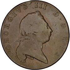 Bermudas, Colonia de la Corona británica, 1 Penny - 1793