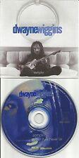 Tony Toni Tone DWAYNE WIGGINS Ultra rare 4 TRK SAMPLER PROMO DJ CD single USA
