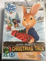 Peter Rabbit's Christmas Tale DVD (2015) Mark Huckerby cert U Quality guaranteed