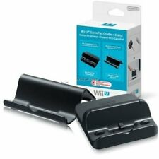 Official Nintendo Wii U GamePad Cradle + Stand | NEW + BOXED | Charger Dock