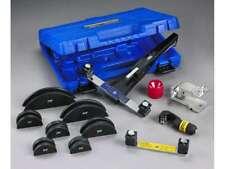 Yellow Jacket 60325 Deluxe Ratchet Hand Tubing Bender With 60342 Reverse Mandrel