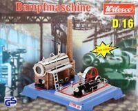 Wilesco 00016 Dampfmaschine - D 16