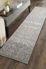 Hallway Runner Hall Runner Rug Modern Grey 5 Metres Long Premium Edith 256