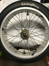 "Schwinn StingRay OCC Chopper Bike part - Rear Wheel 20 X 4.25"""