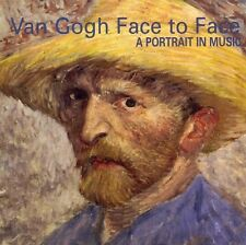 Van Gogh Face to Face A Musical Palette CD Cabaret Vaudeville Nocturne Opera