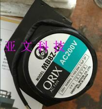 1pcs  ORIX MB8Z-D3 AC200V Centrifugal Turbo Fan