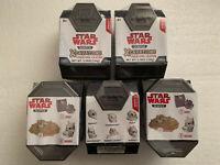 Star Wars Science Xcavations Creature Crates Bulk Lot x 5