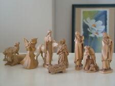 Ancianos Anri krippenfiguren tallada