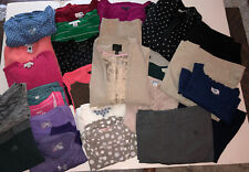 Lot Of 27 Womens Clothing Items  Mostly Medium A Few Large