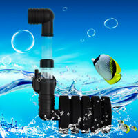 Hot Practical Aquarium Biochemical Sponge Filter Fish Tank Air Pump Single Black