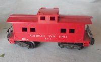 Vintage S Scale American Flyer Lines 806 Caboose Car