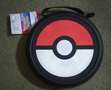 Pokemon X and Y Pokeball Console and Game Zip Case for 3DS XL, 3DS, DSi XL, DSi