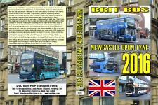 3424. Newcastle upon Tyne. UK. Buses. Oct 2016. A gap in our coverage has at las