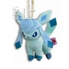 Pokemon I Love Eevee Collection Ball Chain 4-Inch Doll - Glaceon
