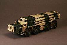WAR MASTER DIECAST MODEL1/72 RUSSIAN BM-30 Smerch ROCKET LAUNCHER TK0062